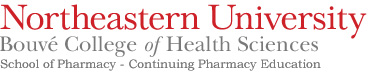 Northeastern University School of Pharmacy CE